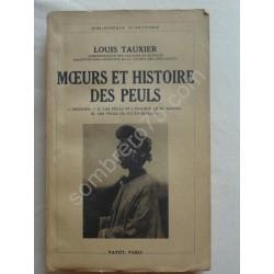 Moeurs et Histoire des...