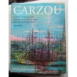 CARZOU Graveur et...