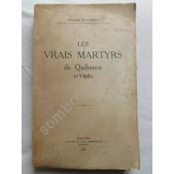 Les Vrais Martyrs de...
