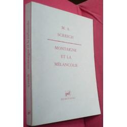 Montaigne et la Mélancolie
