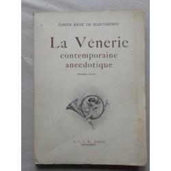 La Vénerie contemporaine...