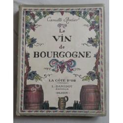 Le Vin de Bourgogne - la...