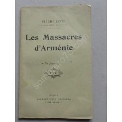 Les Massacres d'Arménie....