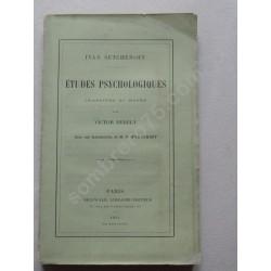 Etudes Psychologiques. Ivan...