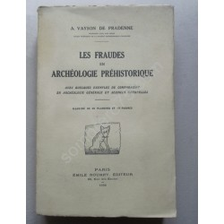 Les Fraudes en Archéologie...