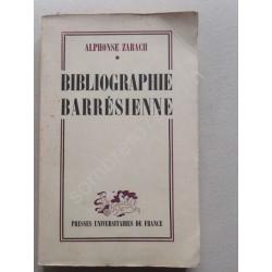 Bibliographie Barrésienne....