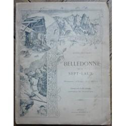 Belledonne et les Sept Laux...