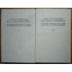 Les Structures du Latium...