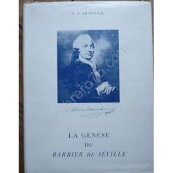 La Genèse du Barbier de...