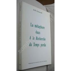 La Métaphore dans : A la...