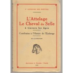 L'Attelage. Le Cheval de...