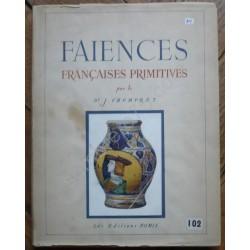Faïences Françaises...
