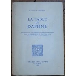 La Fable de Daphné : Essai...