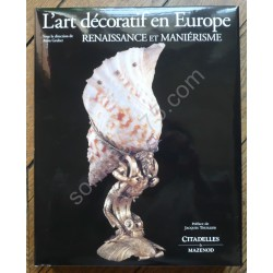 L'Art Décoratif en Europe...