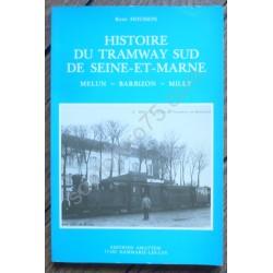 Histoire du Tramway Sud de...