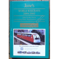 Jane's World Railways 2004...