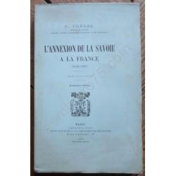 L'Annexion de la Savoie à...