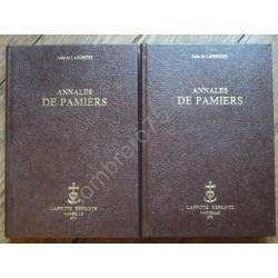 Annales de Pamiers. 2...