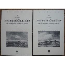 Messieurs de Saint Malo....
