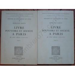 Livre Pouvoirs et Société à...