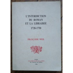 L'Interdiction du Roman et...