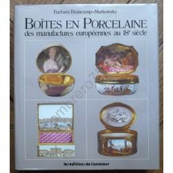 Boîtes en Porcelaine des...
