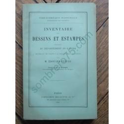Inventaire des Dessins et...