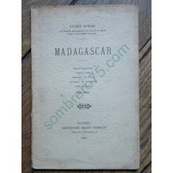 Madagascar 1895. Esquisse...