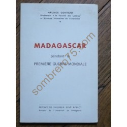 Madagascar pendant la...