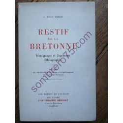 Restif de La Bretonne...