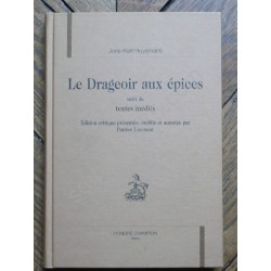 Le Drageoir aux Epices