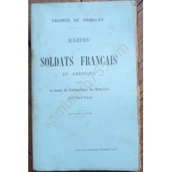 Marins et Soldats Français...