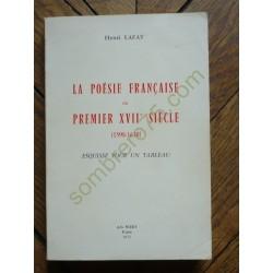 La Poésie Française du...