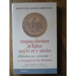 Empire Chrétien et Eglise...