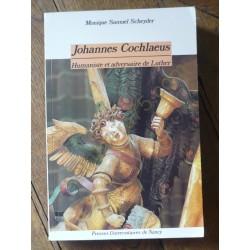 Johannes Cochlaeus...