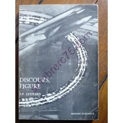 Discours, Figure. LYOTARD J.F.