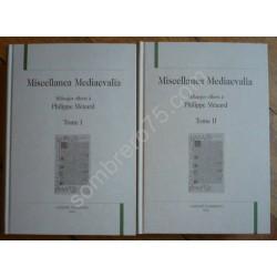 Miscellanea Mediaevalia....