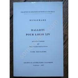 Ballets pour Louis XIV -...