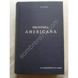 Bibliotheca Americana...