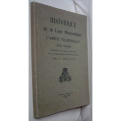 Historique de la Loge...