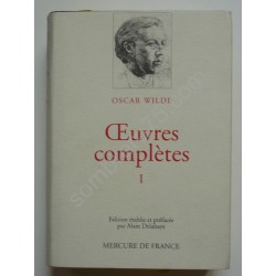 Oeuvres Complètes Tome 1....