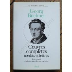 Georg Büchner . Oeuvres...