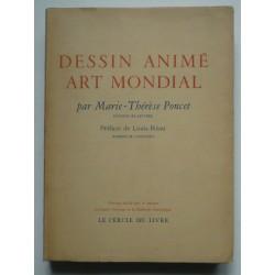 Dessin Animé Art Mondial -...