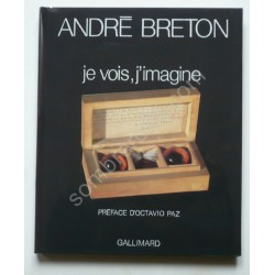 André Breton - Je vois,...