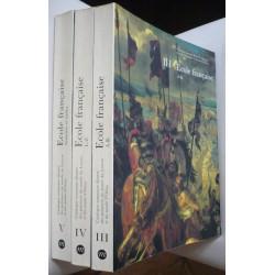 Ecole Francaise. Catalogue...