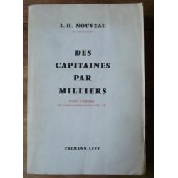 Des Capitaines par Milliers...