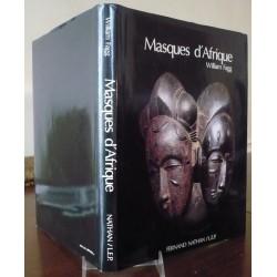 Masques d'Afrique dans les...