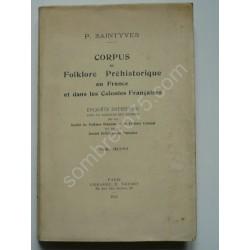 Corpus du Folklore...