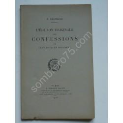 L'Edition Originale des...