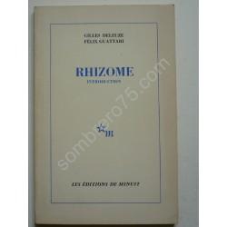 Rhizome Introduction. Félix...